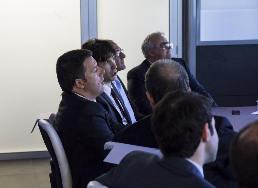Prime Minister meets Angelo Investments