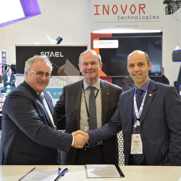 SITAEL_Inovor_Technologies_Agreement