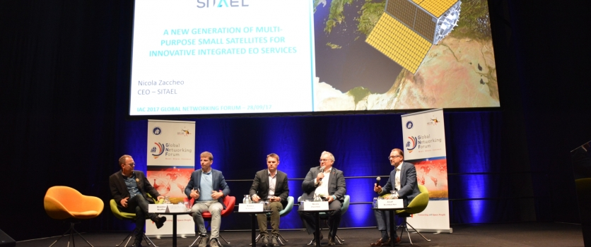 Earth Observation for Space Industry Made Real in SITAEL
