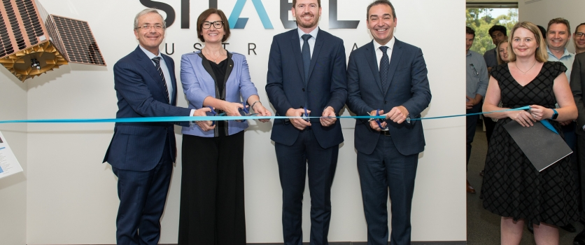 SITAEL opens new satellite design office in Adelaide and signs contract with a South Australian company