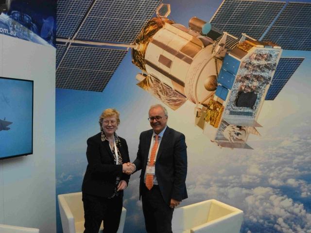 SITAEL_Australian Space Agency