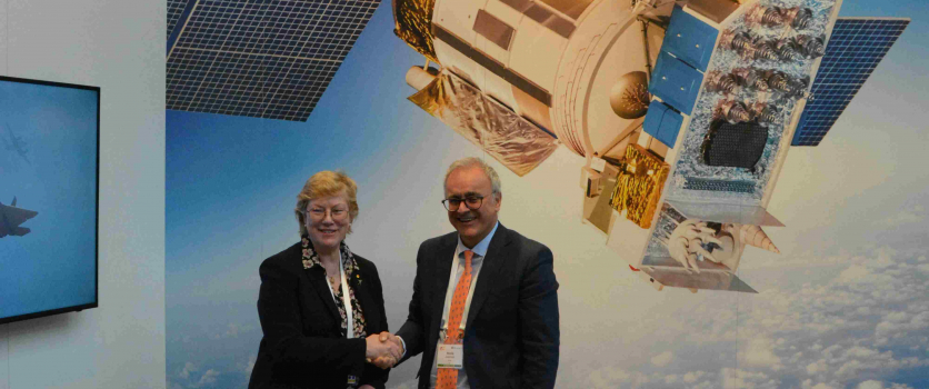 SITAEL AUSTRALIA  STATEMENT OF STRATEGIC INTENT AND COOPERATION WITH  THE AUSTRALIAN SPACE AGENCY