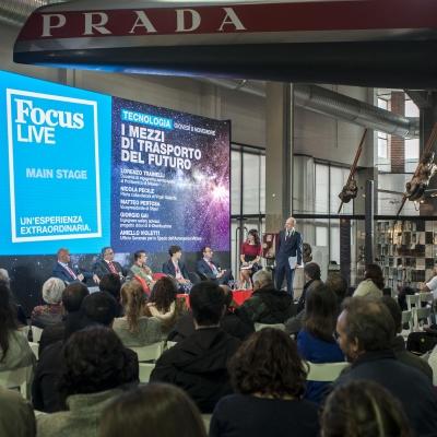 Future of Transportation discussed at Focus Live