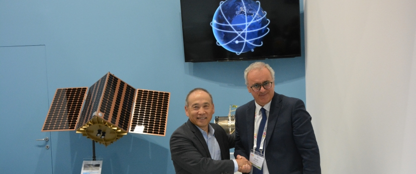 SITAEL and BridgeSat Bring High-Performance, Low-Cost Laser Satellite Communications to Businesses and Government Agencies in Europe and Beyond
