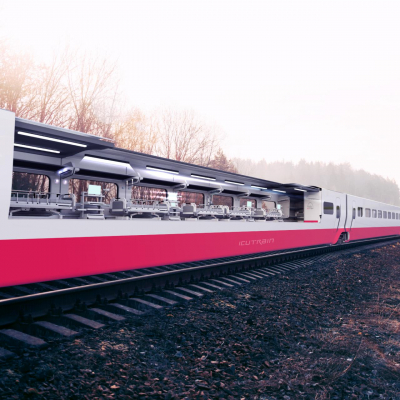SITAEL WINS EUROPEAN SPACE AGENCY TENDER FOR SPACE ENABLED ANTI-COVID HOSPITAL TRAIN