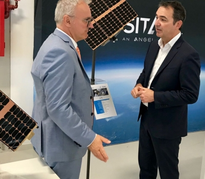 Premier of South Australia visited SITAEL Headquarters