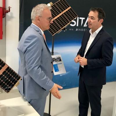 Premier of South Australia visited SITAEL Headquarters