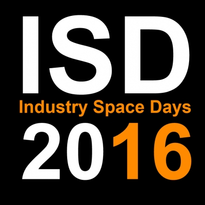 SITAEL at Industry Space Days 2016