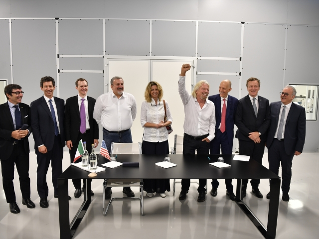 Virgin Group And Sitael Sign Agreements For Long Term Collaboration