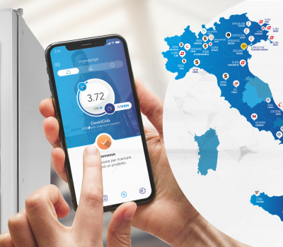 Coven Consortium chooses MatiPay, the Mobile Payment and Telemetry Solution designed by SITAEL