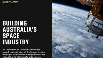 Sitael Australia applauds the announcement of the SmartSat CRC