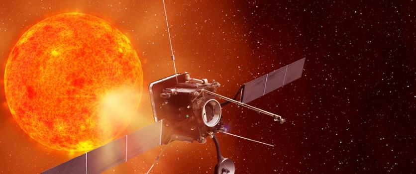 SITAEL for Solar Orbiter: Italian technology flying to the Sun