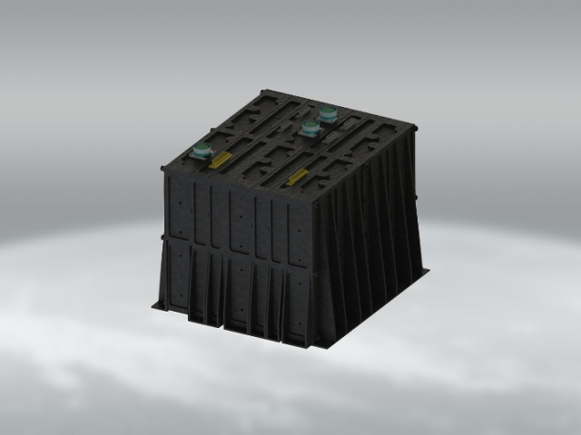 ELECTRIC PROPULSION PPU