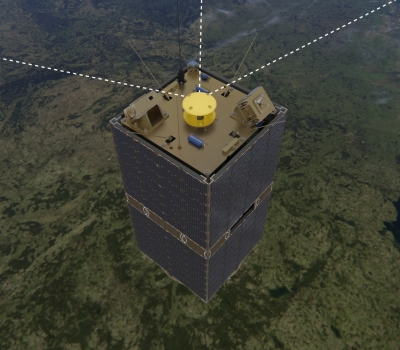 ESEO Satellite Mission successfully launched