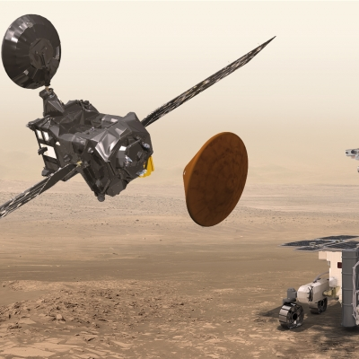 SITAEL technology once more on Mars with ExoMars Space Mission