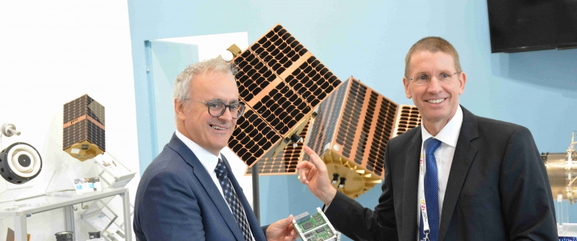 RUAG Space takes further steps into New Space